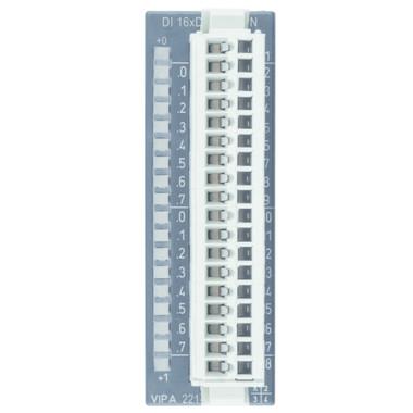221-1BH51 - SM221 Digital Input, 16DI, 24VDC, Active Low