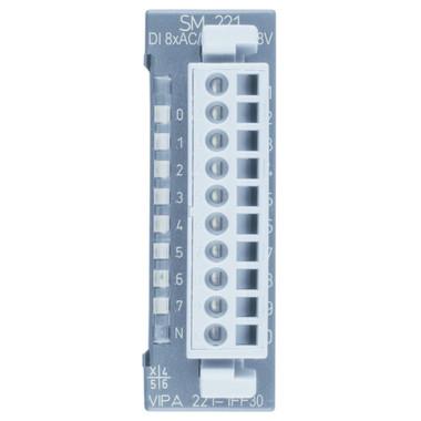 221-1FF30 - SM221 Digital Input, 8DI, 24-48VAC/VDC