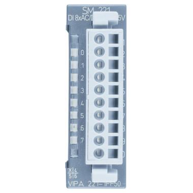 221-1FF50 - SM221 Digital Input, 8DI, 180-265VAC