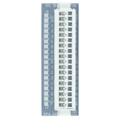 222-1BH10 - SM222 Digital Output, 16DO, 24VDC, 1A