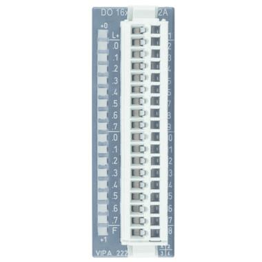 222-1BH20 - SM222 Digital Output, 16DO, 24VDC, 2A