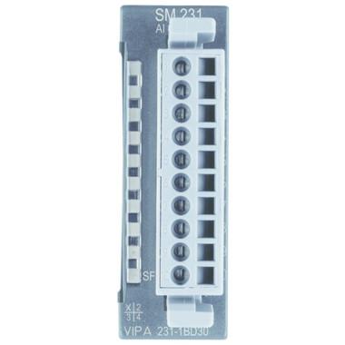 231-1BD30 - SM231 Analog Input, 4AI, 12 Bit, +/-10V, ECO