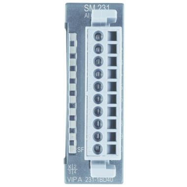 231-1BD40 - SM231 Analog Input, 4AI, 12 Bit, +/-20mA, ECO