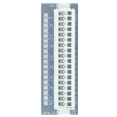 231-1BF00 - SM231 Analog Input, 8AI, 12 Bit, mV, Thermocouple