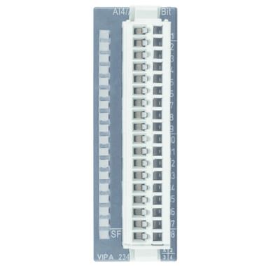 234-1BD60 - SM234 Analog Input/Output, 12 Bit, 4AI, 2AO, Configurable, +/-10V, +/-20mA, RTD