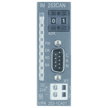 253-1CA01 - IM253 Interface Module, CANOpen Slave