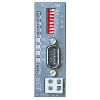 253-1CA30 - IM253 Interface Module, CANOpen Slave ECO