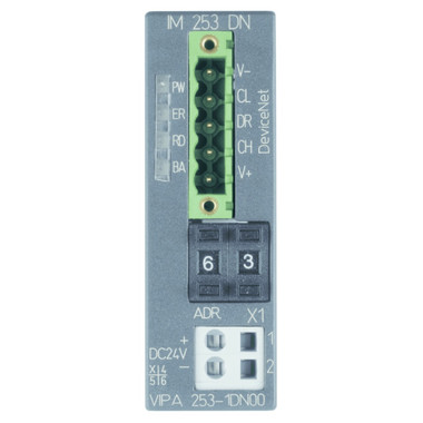 253-1DN00 - IM253 Interface Module, DeviceNet Slave