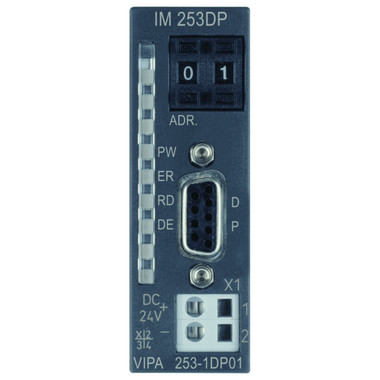 253-1DP01 - IM253 Interface Module, Profibus-DP Slave