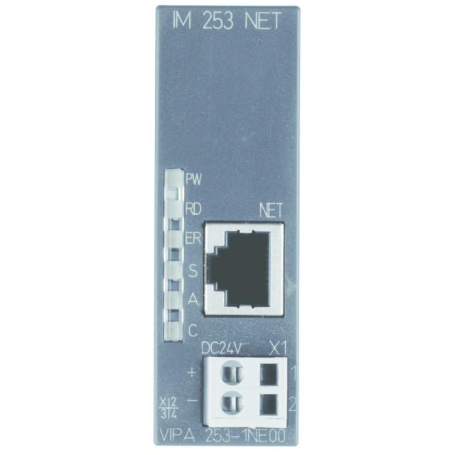 253-1NE00 - IM253 Interface Module, Ethernet Slave, Modbus TCP, Siemens S5  Protocol