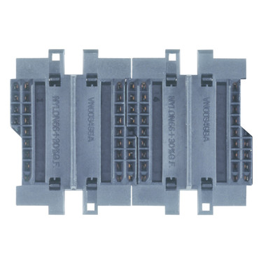 290-0AA20 - Bus Connector, 2-Tier