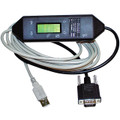 950-0KB30 USB to MPI Programming Cable w/ LCD
