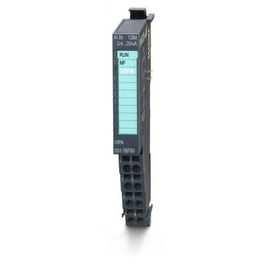 031-1BF60 - SM031 Analog Input, 8AI, 12 Bit, 0(4)-20mA (031-1BF60)