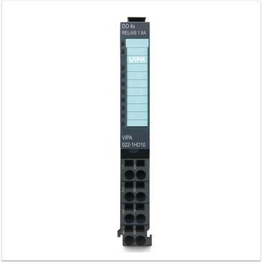 022-1HD10 - SM022 Digital Output, 4 relay outputs, CD 30V/AC 230, Output current 1.8A