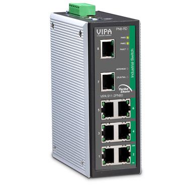 VIPA 911-2PN80 Industrial-Switch PN8-RD