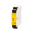 Output expansion unit, 2x2 enabling current paths, 2x1 signaling outputs, DC 24 V, push-in clamp-terminals pluggable