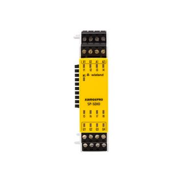 R1.190.0030.0 PLC digital I/O-module SP-SDIO84-P1-K-A DC 24V