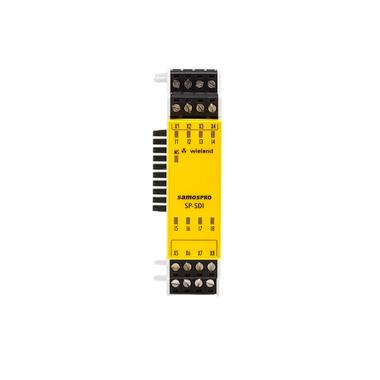 R1.190.0050.0 samosPRO PLC Digital I/O Module SP-SDI8-P1-K-A DC 24V