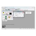 MHJ M003.020-S | SPS-VISU Starter Edition, Virtual Plant Simulation and Software PLC, S7-PLC  (300/400/VIPA) Simulation Software