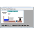 MHJ M0M003.020-S | S7 & LOGO! Virtual Plant Simulation Software, Single License, S7-PLC (1200/Logo) Simulation Software