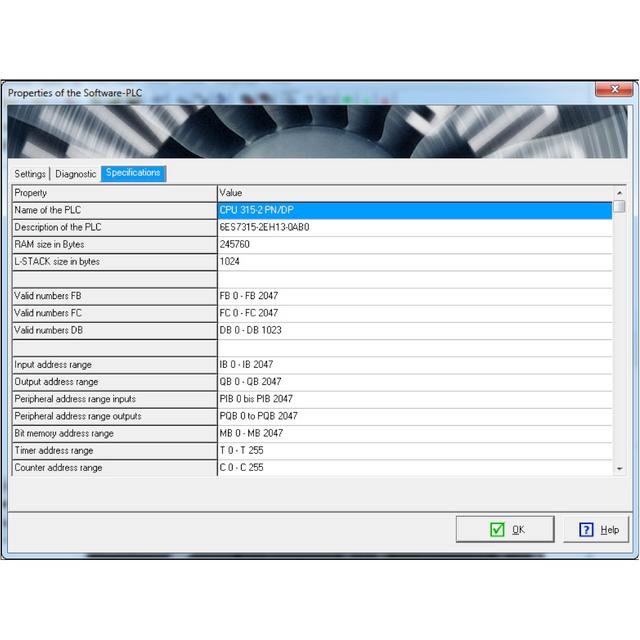 MHJ M001 206 | WinPLC-Engine Pro, S7-Software PLC for Simulation