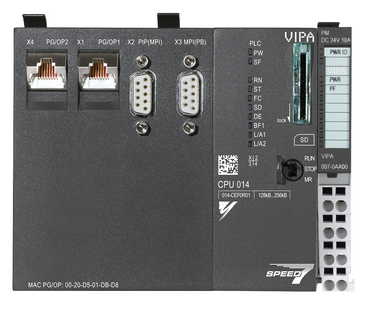 VIPA 014-CEF0R01 | CPU 014, 128KB, ETHERNET