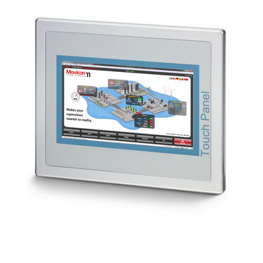 "62E-MHC0-DH | Touch Panel TP 604LC+, 4.3"" ECO+ HMI, 480x27e2 Resolution, 256MB Memory, Windows Embeddd CE 6.0 Professional, Movicon CE Basic Runtime"