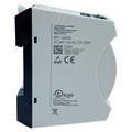 VIPA MICRO PM M07 - Power Supply, AC120…240V, 24VDC, 1.5A, 36W Side View