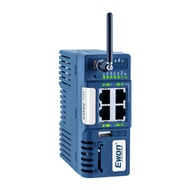 Cosy 131 3G+ Router, for remote access via Talk2M VPN, replaces 900-2C580