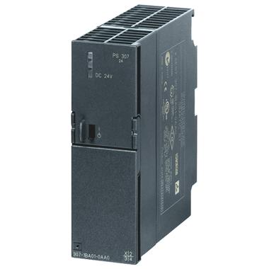 SIEMENS 6ES7307-1BA01-0AA0 SIMATIC S7-300 power supply