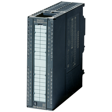 SIEMENS 6ES7322-1HH01-0AA0 - SIMATIC S7-300, Digital output SM 322