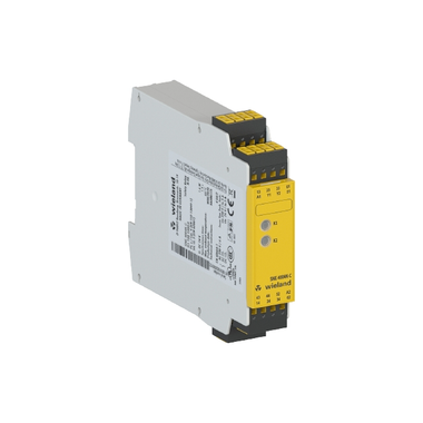 safeRELAY R1.188.1980.0 SNE4004K-C is a device for monitoring safety-related circuits