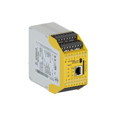 R1.190.1210.0 samosPRO SP-COP2-EN-A compact safety control module