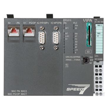 015-CEFPR00 - CPU015, 256KB, PG/OP Ethernet, Profinet Controller