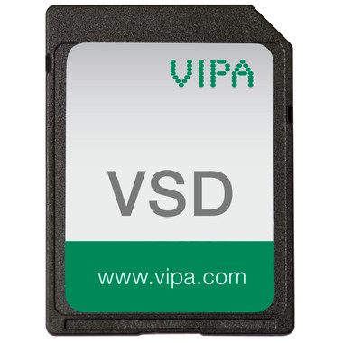 955-0000000 - VSD Card, Empty