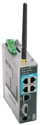 Teleservice Router