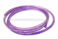 Double Skinned Purple Fuel Hose