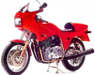 1985 Laverda 1000 SFC