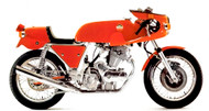 1974 Laverda 750 SFC Parts Book