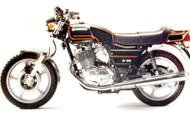 1979 Laverda 350-500 Parts Book