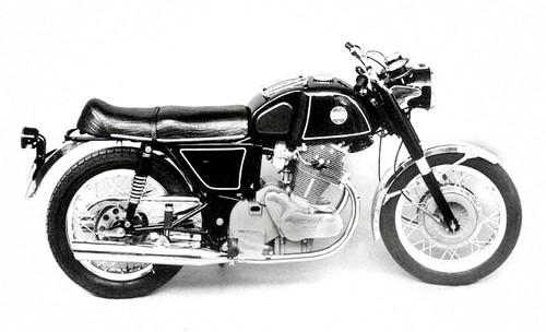 1968 Laverda 750 GT