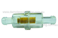 In-line Fuel Filter 8mm