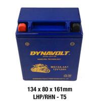 Dynavolt Gel Battery MG12A-4A1[12ah]