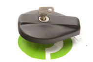 58020299B Petrol Cap Black with key