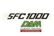 61952728 Decal Sticker 'SFC1000'
