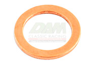 33113134 Copper Sealing Washer M10x14x1 for brake fittings