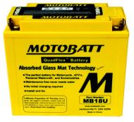 72402005 Laverda Battery MotoBatt MB18U_750