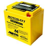 72402017.2 BATTERY MOTOBATT MBTX30U (AGM)12V 32AH 385CCA