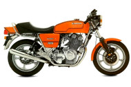 1980-81 Laverda 1000 JOTA Parts book FREE