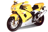 1996-98 Laverda 668 Sport-Diamante Parts Book FREE